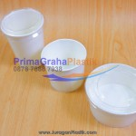 "Paper Cup Ice Cream ""4, 5, 6 Oz"" (Stock : Indent)"