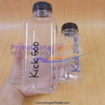 "Botol Juice Buah, Susu dll ""Kick 250 & 500 ml"" (Stock : Ready)"