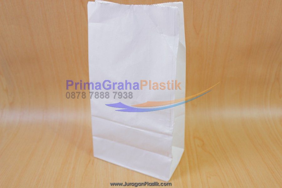Paper Bag - Kantong Roti (Grease Proof) (4)