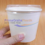 "Paper Cup Ice Cream 20 Oz ""600 ml"" (Stock : Indent)"