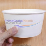 "Noodle Soup Bowl Paper ""24 Oz / 720 ml"" Khusus Makanan Panas (Stock : Ready)"