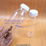 "Botol Juice Buah, Susu ""Kale 500 ml"" (Stock : Ready)"