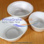 "Mangkok Styrofoam (Bowl) ""Info Detail Klik Aja"" TIDAK DAPAT DIKIRIM VIA EKSPEDISI  (Stock : Ready)"