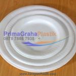 Piring Styrofoam (Round Plate) TIDAK DAPAT DIKIRIM VIA EKSPEDISI  (Stock : KOSONG Tidak Tersedia Lagi)