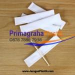 """Tusuk Gigi Hygienis Bungkus Kertas """"Putih Polos"""" (Stock : Ready)"""
