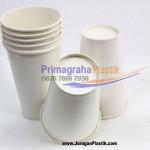 """Gelas Kopi Bahan Kertas """"Paper Cup"""" (Stock : Indent)"""
