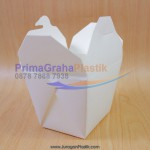 """Chinese Take Out Food Box """"Food Pail Paper 10 & 12 Oz"""" (Stock : Ready)"""
