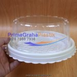 (HIRO FOOD) Kemasan Tumpeng Mini Diameter 15 cm – Imported Product (Stock : Ready)