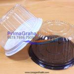 (MG) Cake Tray / Kemasan Nasi Tumpeng Mini / Kue Cake 15 cm