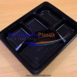 BENXON Box Bento Microwave 5 Sekat (FC-4) (Stock : Inden)